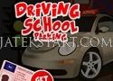 Driving School Parking Játék