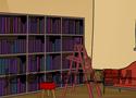 Escape Library játék
