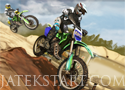 Extreme Bike Racing versenyezz motorral