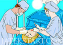 Eye Surgery műtsd meg a beteg szemét