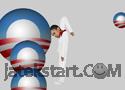 Falling Obama játék