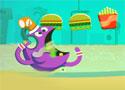 Fast Food Frendzy szedd össze a gyorskaját