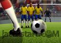 Free Kick Frenzy Game