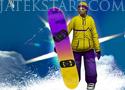 Freestyle Snowboard mutass be trükköket