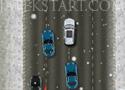Frosted Winter Race autósüldözéses játékok