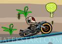 Funky Biker érdekes motoros