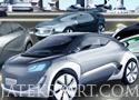 Futuristic Auto Parking parkolj le a kocsival