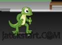 Gecko Skateboarding játék
