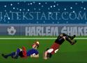 Harlem Shake Football focizz végig a pályán