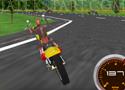 Harley Davidson Burned Roads motorversenyzős játék