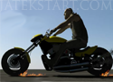 Heat The Road 3D motorozz gyorsan