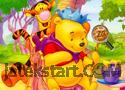 Hidden Numbers - Winnie The Pooh Játékok