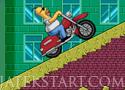 Homer Motorbike Játék