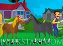 Horse Love lovas puszi
