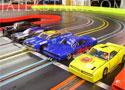 Indoor Car Racing üsd ki a jelzett kocsikat
