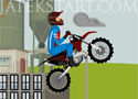 Industrial Bikers motoros játék