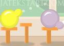 Inflatable Basterds játék színes golyókkal