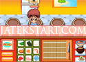 Jessica Sushi Shop Játékok