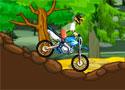 Jungle Ride juss végig motorral