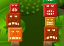 Jungle Tower 3 tedd egymás tetejére