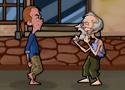 Kung-Fu Grandpa verekedj Nagyapóval