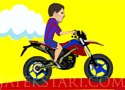 Lionel Messi Bike Ride Játékok