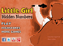 Little Girl - Hidden numbers