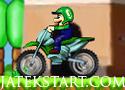 Luigi Motocross motorozz