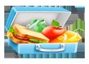 Lunchbox Sandwich Játékok