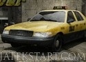 Mad Taxi Driver Játék
