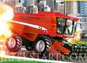 Mad Rural Driver rombolj és zúzz a traktorral