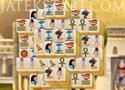 Mahjong Legacy of Luxor madzsong játék
