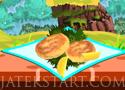 Make Salmon Fishcakes Játékok