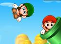 Mario Great Rescue juttasd a csőbe
