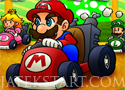 Mario Kart Flash Game Játékok