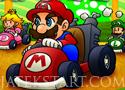 Mario Kart Flash Game Játékok