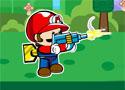 Mario Kills Monsters öld meg a szörnyeket
