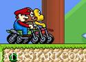 Mario Minicross Challenge Játékok