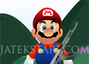 Mario Shooting Enemy 2