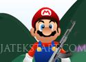 Mario Shooting Enemy 2