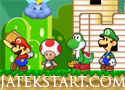 Mario and Friends Tower Defense Játékok