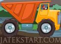 Mario Trucker 2 kamionnal Márióval