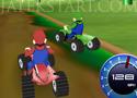 Mario ATV 3D quad versenyzős játék