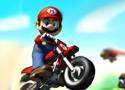 Mario Bike Recharged motorozás Márióval