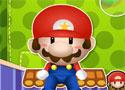 Mario Cut Rope vágd el az elemeket