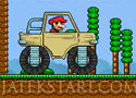 Mario Monster Truck Játékok