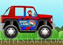 Mario Jeep Fun hajts végig a pályákon
