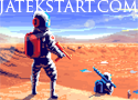 Mars Commando Játék