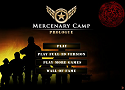 Mercenary Camp Prologue