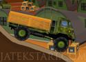 Military Mission Truck szállítsd le a rakományt